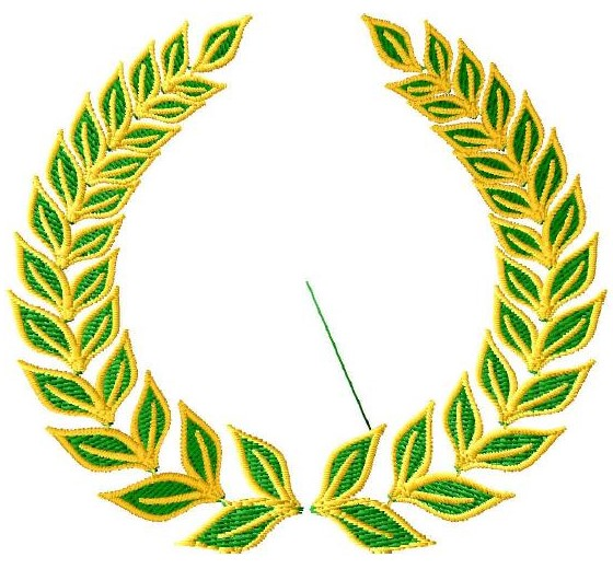 Laurel Wreath #2